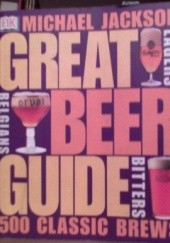 Okładka książki Great Beer Guide Michael Jackson