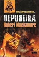 Okładka książki Republika Robert Muchamore