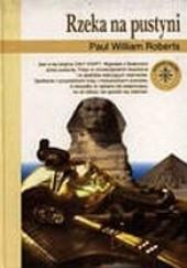 Okładka książki Rzeka na pustyni