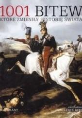 Okładka książki 1001 bitew, które zmieniły historię świata R.G. Grant