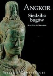 Okładka książki Angkor. Siedziba bogów