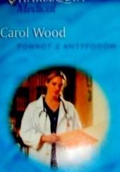 Okładka książki Powrót z antypodów Carol Wood