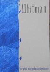 Okładka książki Liryki najpiękniejsze Walt Whitman