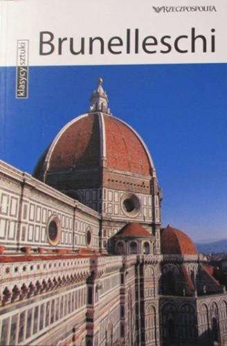 Okładka książki Brunelleschi Elena Capretti