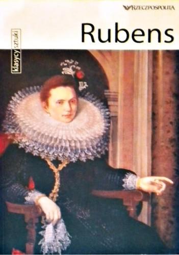 Okładka książki Rubens Daniela Tarabra