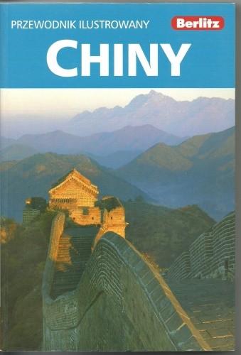 Okładka książki Chiny. Przewodnik ilustrowany praca zbiorowa