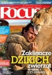 Okładka książki Focus, nr 8(203)/ sierpień 2012 Redakcja magazynu Focus