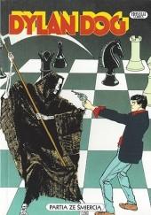 Okładka książki Dylan Dog: Partia ze śmiercią Claudio Chaverotti,Corrado Roi