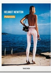 Okładka książki Helmut Newton Polaroids Helmut Newton