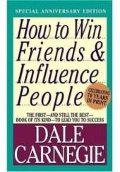 Okładka książki How to Win Friends & Influence People Dale Carnegie