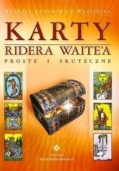 Okładka książki Karty Ridera Waita - proste i skuteczne Barbara Antonowicz-Wlazińska