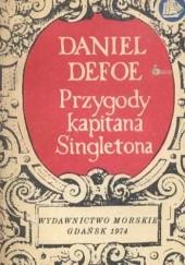Okładka książki Przygody kapitana Singletona Daniel Defoe