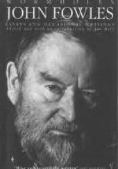 Okładka książki Wormholes Essays and Occasional Writings John Fowles