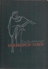 Okładka książki Samozwańczy Neron Lion Feuchtwanger