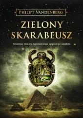 Okładka książki Zielony skarabeusz Philipp Vandenberg