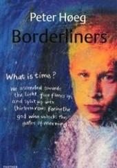 Okładka książki Borderliners Peter Høeg