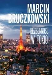 Okładka książki Bezsenność w Tokio Marcin Bruczkowski