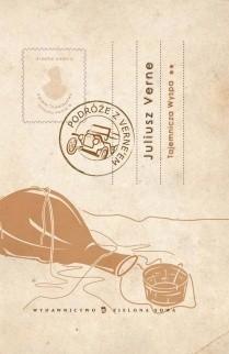 Okładka książki Tajemnicza wyspa II Juliusz Verne