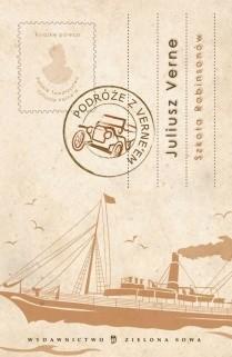 Okładka książki Szkoła Robinsonów Juliusz Verne