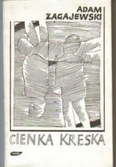 Okładka książki Cienka kreska