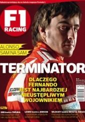 Okładka książki F1 racing nr 98 Redakcja magazynu F1 Racing