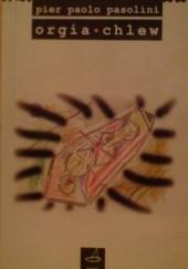 Okładka książki Orgia; Chlew