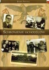Okładka książki Schronienie uchodźców József Antall