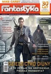Okładka książki Nowa Fantastyka 360 (9/2012) Jeff VanderMeer,Mike Carey,Adam Synowiec,Ewa Bury,Redakcja miesięcznika Fantastyka