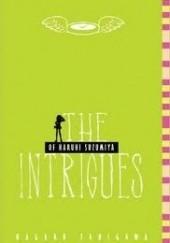 Okładka książki The Intrigues of Haruhi Suzumiya Nagaru Tanigawa