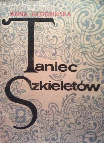 Okładka książki Taniec szkieletów