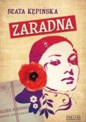 Okładka książki Zaradna Beata Kępińska