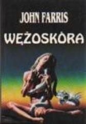 Okładka książki Wężoskóra
