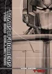 Okładka książki Transformers - The IDW Collection - volume 2 Simon Furman,Nick Roche