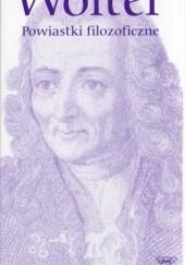 Okładka książki Powiastki filozoficzne Voltaire