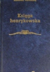 Okładka książki Księga henrykowska autor nieznany