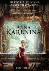 Okładka książki Anna Karenina Lew Tołstoj