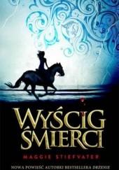 Okładka książki Wyścig śmierci Maggie Stiefvater