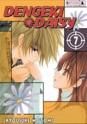 Okładka książki Dengeki Daisy tom 7 Motomi Kyousuke