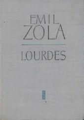Okładka książki Lourdes Emil Zola