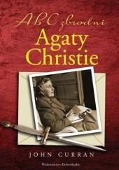 Okładka książki ABC zbrodni Agaty Christie John Curran