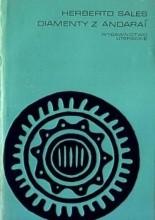 Okładka książki Diamenty z Andarai