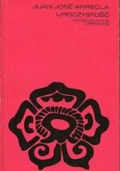 Okładka książki Uroczystość Juan José Arreola