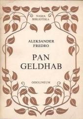Okładka książki Pan Geldhab