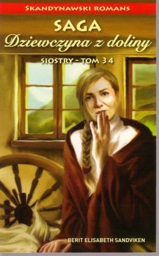 Okładka książki Siostry Berit Elisabeth Sandviken