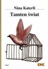 Okładka książki Tamten świat Nina Katerli