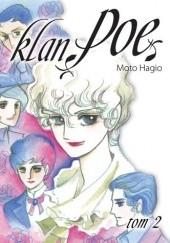 Okładka książki Klan Poe t.2 Moto Hagio