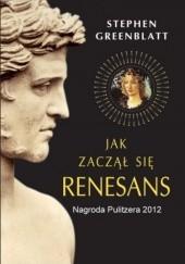 Okładka książki Zwrot. Jak zaczął się renesans Stephen Greenblatt
