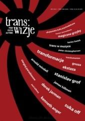 Okładka książki Trans/wizje nr 1 Redakcja pisma Trans/wizje