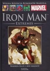 Okładka książki Iron Man: Extremis Warren Ellis,Adi Granov