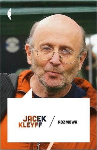 Okładka książki Rozmowa Jacek Kleyff
